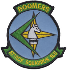 attack squadron 165 va-165 STATI UNITI BLU NAVY USN PATCH RICAMATO