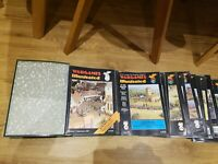 Collection Of Wargames Illustrated Magazines #1 ×47 issues vintage 1987