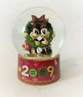 Disney Snow Globe – Mickey/Minnie