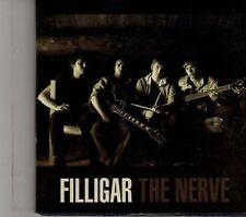 (CR306) Filligar, The Nerve - 2010 CD
