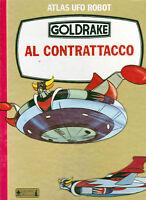 ATLAS UFO ROBOT GOLDRAKE AL CONTRATTACCO - GIUNTI MARZOCCO 1978 1° EDIZIONE