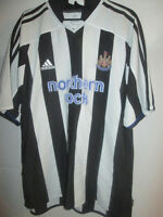 Newcastle United 2003-2005 Home Football Shirt Size XL /21850