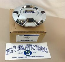 "Ford F150 17x7.5"" Aluminum Wheel Center Cap Chrome COVER With Ford Emblem OEM"
