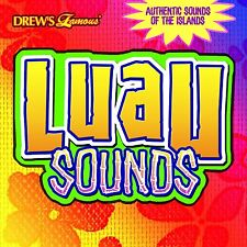 Drew's Famous LUAU SOUNDS: AUTHENTIC HAWAIIAN PARTY MUSIC OF THE ISLANDS CD! OOP