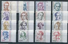 Berlin alle Frauen mit Bogenrand rechts , Michel 70,00 € sauber postfrisch/MNH