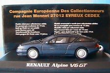 ALPINE RENAULT A610 V6 GT TURBO METAL BLUE NOREV 517804