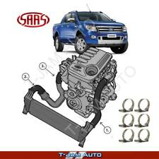 Silicone Intercooler Full Pipe Kit + Clamps suits Mazda BT50 2011-On 3.2 Lt