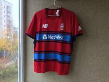 New Balance England Cricket 2017/2018 Jersey L Camiseta
