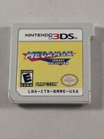 Mega Man Legacy Collection (Nintendo 3DS, 2016) Cartridge Only Authentic