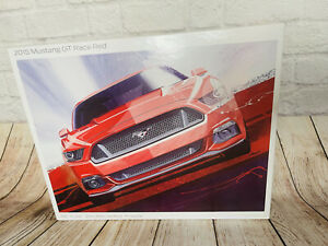 Limited Edition 2015 Mustang GT Promotional Double Sided Puzzle Ford 1 of 2000 R