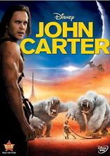 John Carter - Movie (DVD, Disney) - Brand New!!