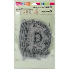 Stampendous House Mouse Cling Stamp - 519209