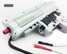 AIRSOFT AEG 8MM ENGRANAJES MIKE4 V2 CABLE TRASERO 100:300 HELICOIDAL