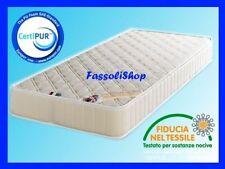Matelas mousse water foam orthopédique  taille 80x200 H18 cm épaisseur