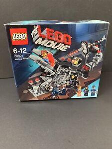 LEGO THE LEGO MOVIE Melting Room (70801) New Sealed Damaged Box 2014