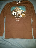 Faith Can Move Mountains (Kerusso New Long Sleeved Shirt)