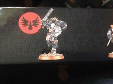 Warhammer 40k Space Marine-reloj Overkill-Antor delassio (Ángeles de sangre)