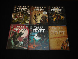 Tales From The Crypt 1 To 5 Editions Akileos