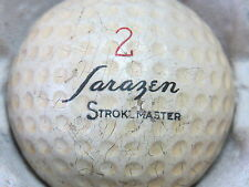 (1) Gene Sarazen Signature Logo Golf Ball (Cir 1960 #2 Strokemaster)