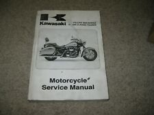 VN1600 Vulcan 1600 Nomad Classic Service manual 99924-1343-01