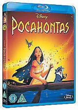 Pocahontas [Blu-ray] [Region Free] New & Sealed