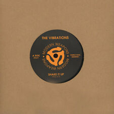 "Vibrations, The / Arnold Blair - Shake It Up / (Vinyl 7"" - 2015 - UK - Original)"