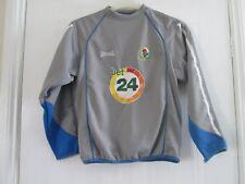 Blackburn Rovers Training Football Jumper Size large boys  /43814