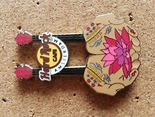Hard Rock Cafe Pin AMSTERDAM Limited Edition Flower in Hands