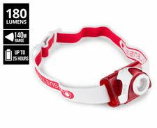 LED LENSER Seo5 Red Headlamp