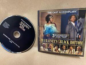 MA RAINEY'S BLACK BOTTOM, FOR YOUR CONSIDERATION DVD MOVIE SCREENER