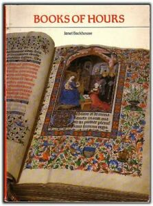 Books of Hours by Backhouse, Janet Paperback Book The Cheap Fast Free Post