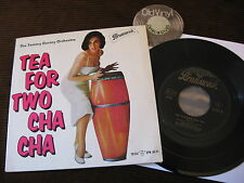 "7"" EP The Tommy Dorsey Orchestra Tea for two Cha cha ´61 
