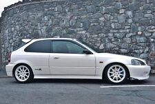 16X7 +45 ROTA R-SPEC 4X100 WHITE WHEELS Fits MIATA MX3 CIVIC SI EG6 EK9 INTEGRA