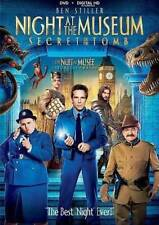 Night at the Museum: Secret of the Tomb (DVD, 2015, Canadian) MINT