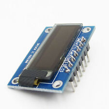 """Arduino STM32 SPI 0.91"""" inch 128x32 White OLED LCD Display Module SSD1306 L2KD"""