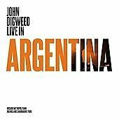 John Digweed Live in Argentina 4CD album (2013)