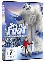 Smallfoot [DVD/NEU/OVP] Animationsabenteuer um einen Yeti, der Kontakt mit den M