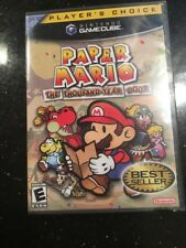 Paper Mario: The Thousand-Year Door  PLAYERS CHOICE Nintendo GameCube Sealed