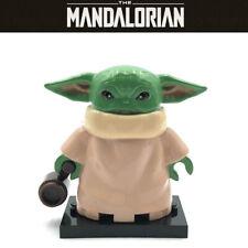Baby Yoda - The Mandalorian Star Wars Lego Moc Minifigure Toys