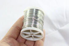 Silver Jewellery Wire 18,20,22,28 Gauge, Craft Wire,  Enameled Copper, Craft