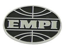 "VW Bug, Beetle Die Cast ""EMPI ""Logos  Emblem,  Each   6455"