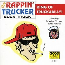 Rappin Trucker - Buck Truck [New CD]