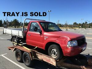 Wrecking Ford Courier PG PH Single Cab Petrol 2.6L 2002 2003 2004 2005 2006
