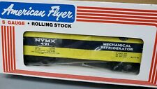 American Flyer 6-48436 1991 NASD Commemorative car NYMX Reefer NEW