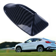 Carbon Fiber Style Car Shark Fin Dummy Antenna Aerial Roof Decor For BMW Audi