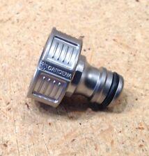 Gardena Premium Hahnanschluss Hahnverbinder 26,5mm ( G3/4Z  ) 18241 - 50
