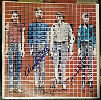 Talking Heads SIGNED DAVID BYRNE, Frantz, Weymouth More Songs About Blgs & Food