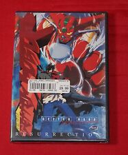 Getter Robo: Armageddon Vol. 1 - Resurrection (DVD, 2001) Go Nagai ADV Brand New