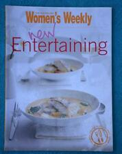 WOMENS WEEKLY~NEW Entertaining Cookbook~ Delicious Recipes for Friends/Parties