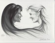 """Xena """"We Made It"""" Signed Rebekah Lynn Print"""